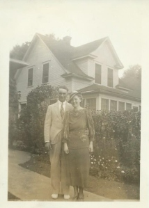 Gma and Gpa first married