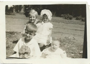 Mary Jane, Ardis, Andreen, Roger
