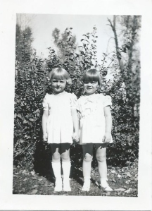 mom and charlene matching