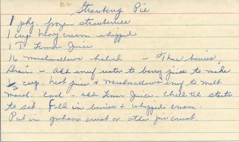 Strawberry Pie #2